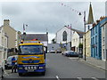 H4085 : Main Street, Newtownstewart by Kenneth  Allen