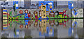 SO8963 : Fairytale Mural at Netherwich Canal Basin : Week 32