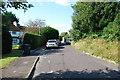SU5601 : Manor Way (10) by Barry Shimmon
