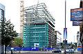 "J3374 : Block ""B"", University of Ulster site, Belfast - August 2014(4) by Albert Bridge"
