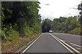 ST7569 : A46 descends towards Bath by J.Hannan-Briggs