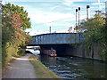 TQ1079 : Bridge 200b, Grand Union Canal by Robin Webster