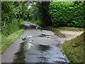 SU8672 : Buckle Lane by Alan Hunt