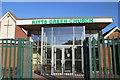 SP1587 : Kitts Green Church, Kitts Green Birmingham by Ann Causer