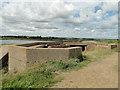 TM3540 : Bawdsey Emergency Coastal Defence battery by Adrian S Pye
