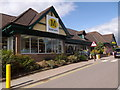 NO7095 : Morrisons, Banchory by Stanley Howe