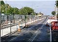 SK5534 : Rivergreen tram stop by Alan Murray-Rust