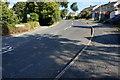 SX5555 : Cherry Tree Lane, Plympton St Maurice by jeff collins