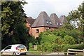 SO6968 : The Hop Kilns, White House Farm by Oast House Archive