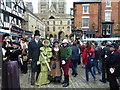 SK9771 : Steampunk festival in Lincoln 2014 - Photo 21 by Richard Humphrey