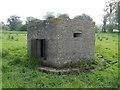 TM4986 : WWI hexagonal pillbox by Adrian S Pye