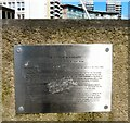 Photo of Grey plaque number 30296