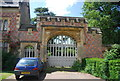 TQ5446 : Archway, Hall Place by N Chadwick