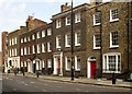 TQ2887 : Housing terrace, Highgate : Week 39