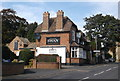 TL3674 : White Swan pub, Bluntisham, Hunts by Michael Behrend