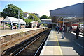 TQ8009 : St Leonard's Warrior Square Station by N Chadwick