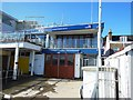 SZ4996 : Cowes Lifeboat Station by Bill Henderson