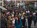SE7984 : Pickering crowded for the 2014 War Weekend : Week 41