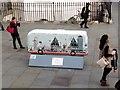 TQ3080 : London Bus Sculpture by PAUL FARMER