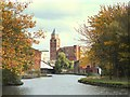 SD5705 : Wigan Pier and Trencherfield Mill by Gary Rogers