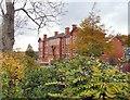 SJ9595 : Hyde Grammar School by Gerald England