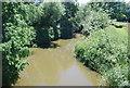 TQ5243 : River Medway by N Chadwick