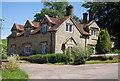 TQ5343 : Almshouses by N Chadwick