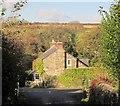 SX3868 : Cottage, Ashton by Derek Harper