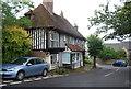 TQ6741 : Town Farmhouse (Butchers' Shop) by N Chadwick