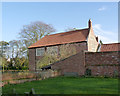 SK7792 : The Manor House, Walkeringham by Alan Murray-Rust