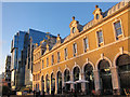 TQ3380 : Billingsgate Market by Oast House Archive