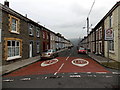 ST0689 : 20 zone along Danygraig Street, Graig, Pontypridd : Week 46