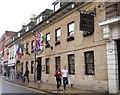 TL1998 : The Bull Hotel, Peterborough by Paul Bryan