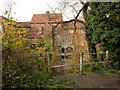 SK6591 : Monk's Mill, Scrooby by Alan Murray-Rust