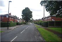 SE3156 : Hambleton Rd by N Chadwick