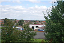 SE3156 : School buildings by N Chadwick