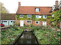 SU9298 : Grade II listed mill, Little Missenden by Peter S
