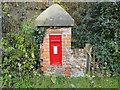 TM4299 : Edward VII postbox by Adrian S Pye