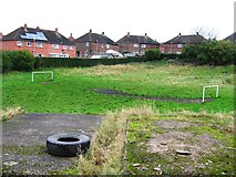 SJ8851 : Playing field? by Alex McGregor
