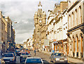 NT5014 : Hawick: High Street, 1988 by Ben Brooksbank