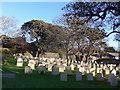 TQ3602 : St Margaret, Rottingdean: churchyard (h) by Basher Eyre