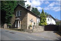 SE3457 : The Lodge by N Chadwick