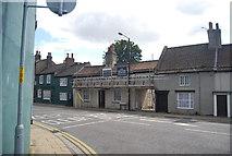 SE3457 : Bond End, A59 by N Chadwick