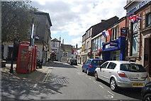 SE3557 : Market Place by N Chadwick