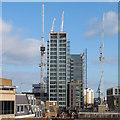 TQ3481 : City Roofscape, Whitechapel : Week 51