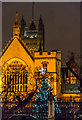 TQ3079 : Houses of Parliament, London SW1 by Christine Matthews