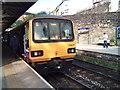 SE3457 : Class 144 'Pacer' no.144019 at Knaresborough Railway Station by Jonathan Hutchins