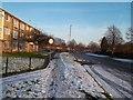 SK3632 : Merrill Way in Allenton by Jonathan Clitheroe