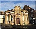 SJ8651 : Tunstall: Former bank building on High Street by Jonathan Hutchins