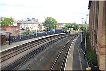 SE3055 : Harrogate line, Harrogate Station by N Chadwick